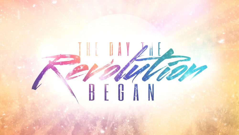 The Day the Revolution Began Image