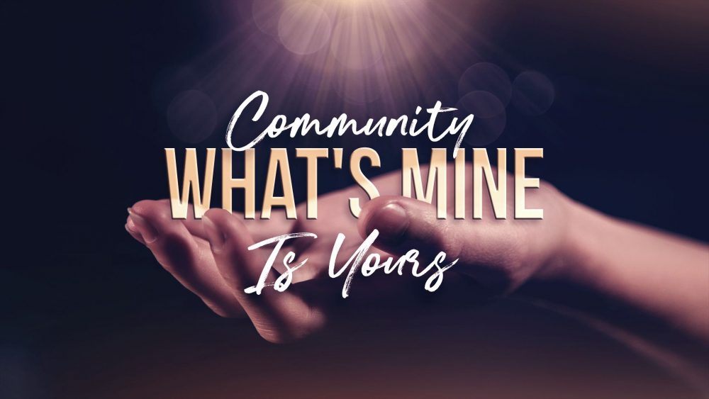 Community: What\'s Mine Is Yours Image