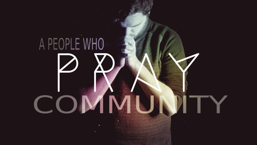 Community:  A People of Prayer Image