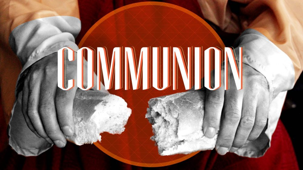 Communion-1 Cor. 11:23-29 Image