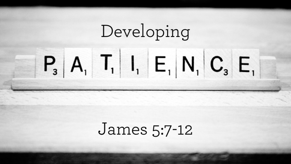 Faith Works: Developing Patience Image