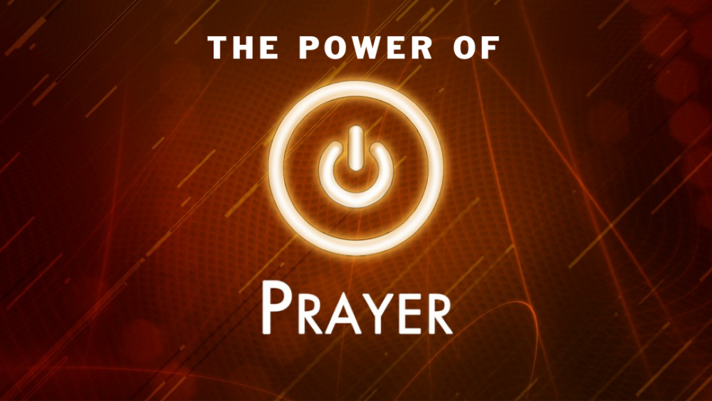Faithworks: The Power of Prayer Image