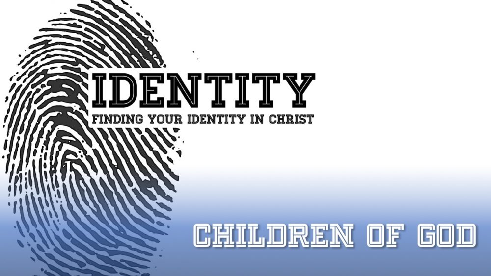 IDENTITY: Children of God Image