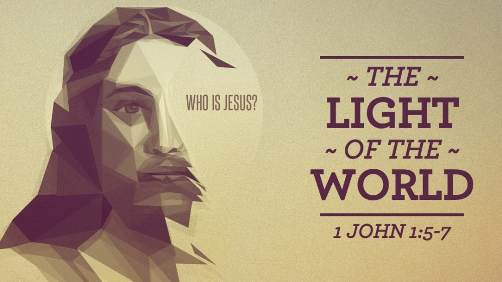 Who Is Jesus: Light of the World