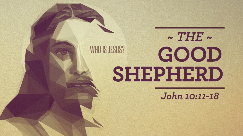 Who Is Jesus: The Good Shepherd Image