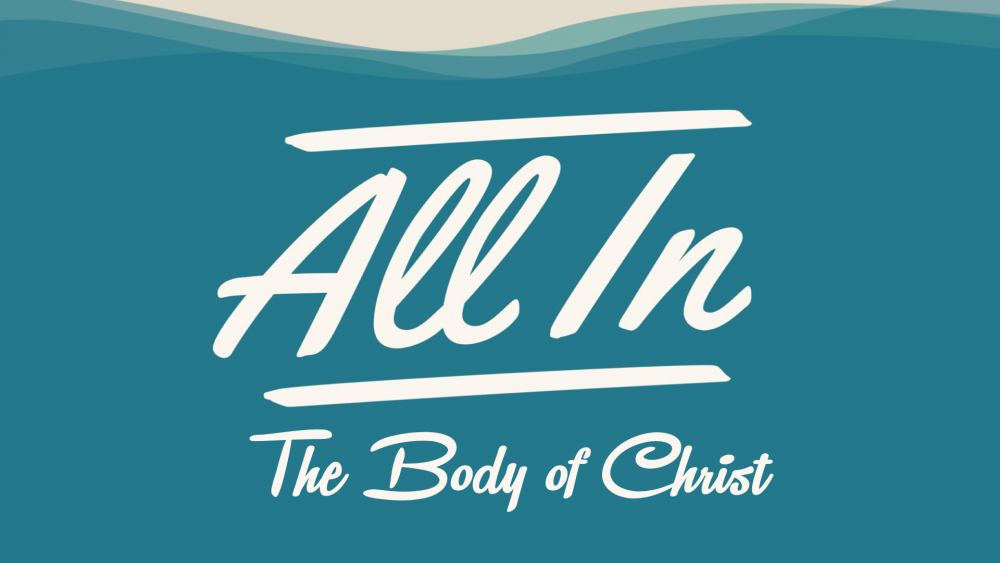 All In: The Body of Christ Image
