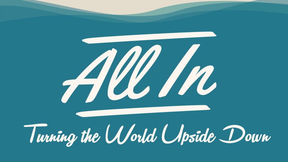 All In: Turning the World Upside Down Image