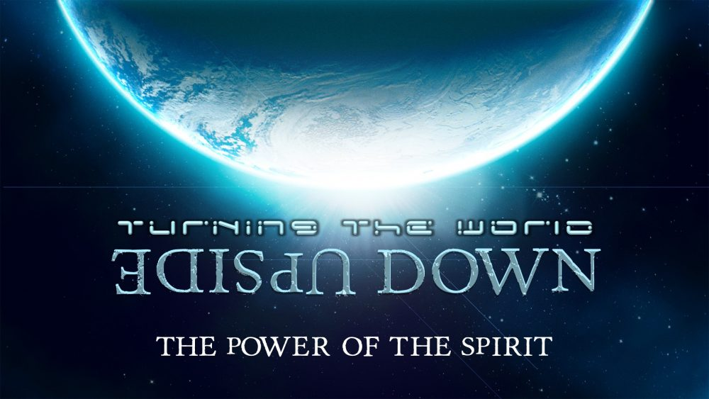 Turning the World Upside Down: The Power of the Spirit Image