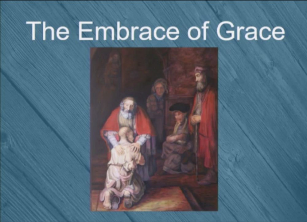 The Embrace of Grace Image
