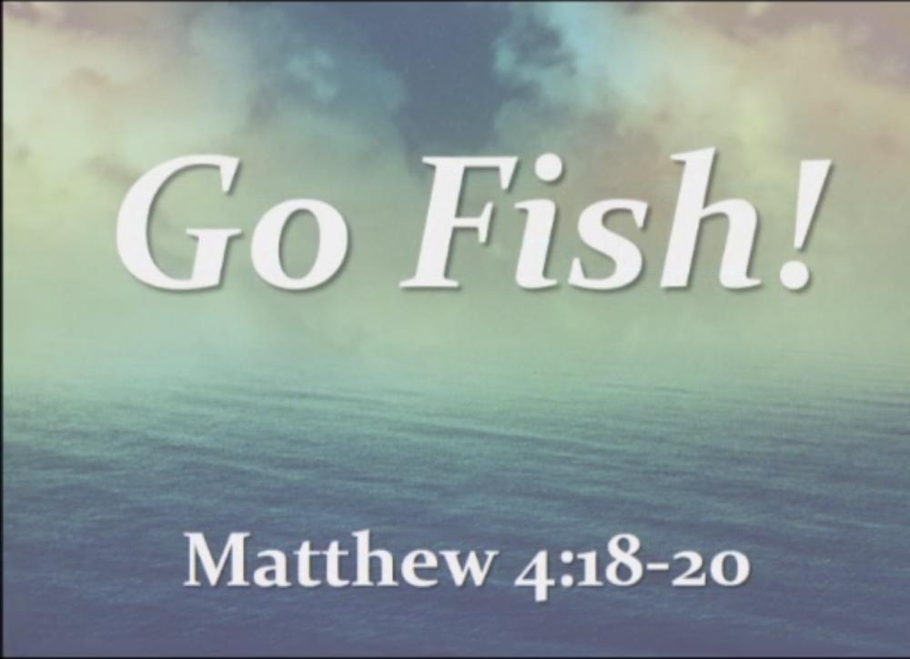 Go Fish! Image
