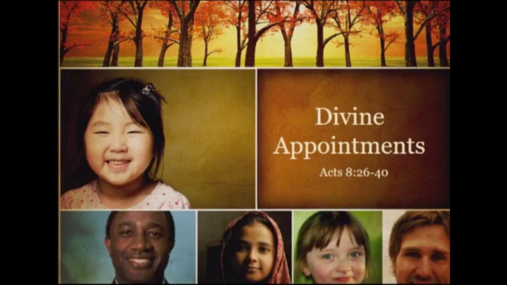 Divine Appointments Image